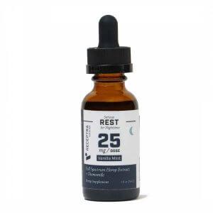 Receptra Naturals Rest CBD Drops