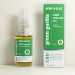 Green Gorilla Pure CBD Oil