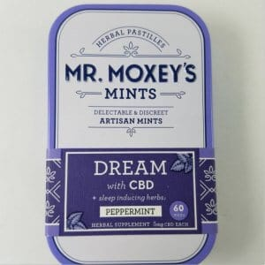 Mr. Moxey's CBD Mints