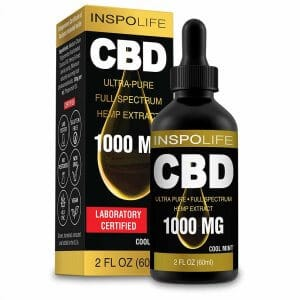 InspoLife Solutions Full-Spectrum CBD Oil