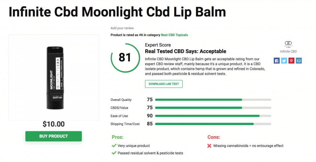 Is Infinite CBD Legit? – A Real Tested CBD Brand Spotlight