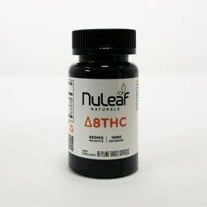 NuLeaf Naturals d8-THC Capsules