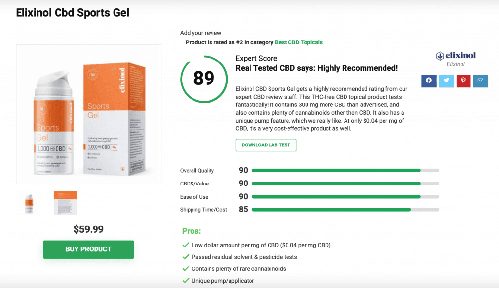 CBD Topicals for Athletes: Rub Away the Pain of the Day