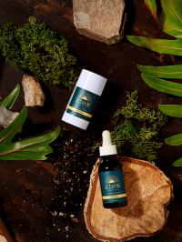 Zion Medicinals 1500mg Spagyric Hemp Extract Oil
