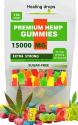 Healing Drops Premium Hemp Gummies