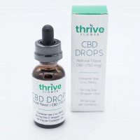 Thrive Flower Full-Spectrum CBD Oil Tincture 750mg