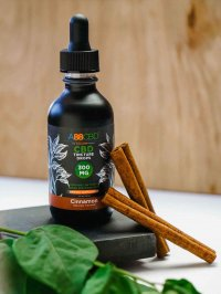 A88CBD CBD Oil Tincture 300 mg – Cinnamon
