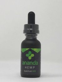 Ananda Hemp Extract CBD Oil