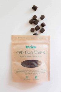 Thrive Flower CBD Dog Treats