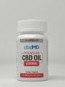 cbdMD Premium CBD Oil 1500 mg Capsules