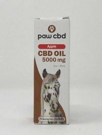 PAW CBD APPLE CBD OIL FOR HORSES 5000 MG