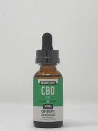 The CBDistillery THC-Free Pure CBD Oil Tincture – 250 mg 30 ml