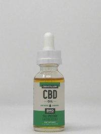 The CBDistillery Full Spectrum CBD Tincture – 250 mg – 30 ml