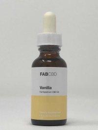 FABCBD Vanilla