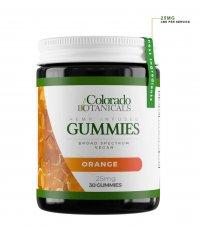 Colorado Botanicals Hemp-Infused CBD Gummies 25 mg