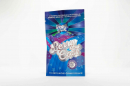 Happy Fruit Delta 8 Berry Cool Indica Gummies