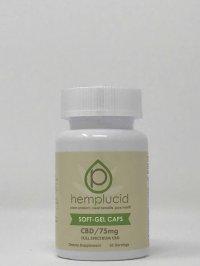 Hemplucid Liquid Softgel Capsules