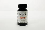 Nuleaf Naturals Full-Spectrum Delta 8 THC Capsules