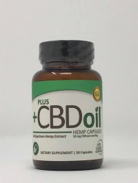 Plus CBD Hemp Capsules