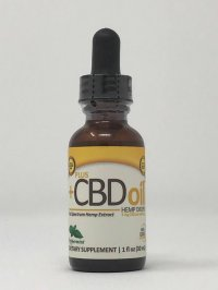 Plus CBD Hemp Drops