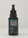 Mega Good Vibes Pure Hemp Extract + Coconut Oil