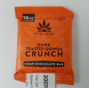 Vital Leaf Dark Toasted Quinoa Crunch CBD Edible 30 mg