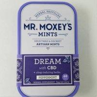 Mr. Moxey's CBD Mints Dream Flavor 300 mg