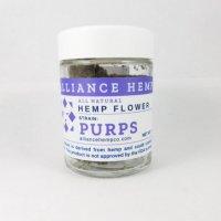 Alliance Hemp Co. Purps CBD Flower 7g