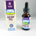 Functional Remedies Hand Pressed, Whole-Plant Hemp Oil 1000 mg