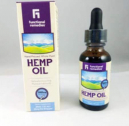 Functional Remedies Hand-Pressed, Whole-Plant Hemp Oil 30 ML