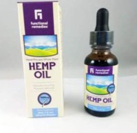 Functional Remedies Hand-Pressed, Whole-Plant Hemp Oil 30 ML