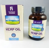 Functional Remedies Hemp Oil CBD Capsules