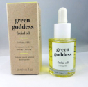 AVON Green Goddess CBD Facial Oil 100 mg