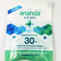 Ananda Hemp Spectrum Gels – 2 Pack