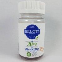 Hill City Hemp CBD Softgels Full Spectrum 900 mg