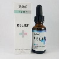 Dr. Soul Relief Hemp Drops CBD Oil