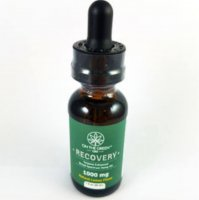 On The Green CBD Recovery CBD Tincture