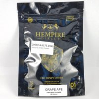 Hempire Direct Grape Ape CBD Hemp Flower