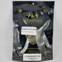Hempire Direct Legendary OG CBD Hemp Flower