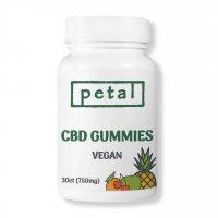 Petal CBD Vegan Gummies 750mg