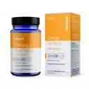 Elixinol Omega Turmeric CBD Capsules + DHA