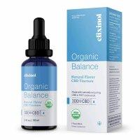 Elixinol Organic Balance CBD Oil 300 mg