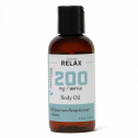 Receptra Naturals Seriously Relax CBD Body Oil 200 mg